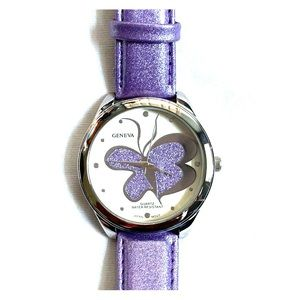 Geneva | Purple Butterfly Watch Lupus Awareness